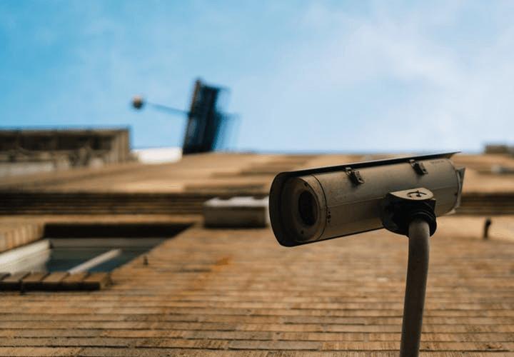 Biztonsági kamerarendszer társasházakba